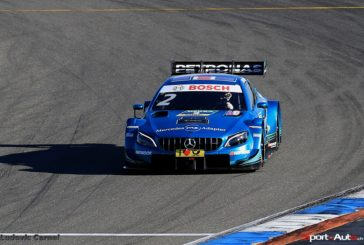 Gary Paffett is DTM champion for second time