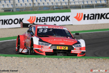 DTM: High Five für Audi-Pilot René Rast