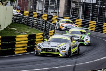 Mercedes-AMG heading to Macau with a top line-up for FIA GT World Cup