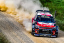 WRC – Mads Ostberg just outside podium places