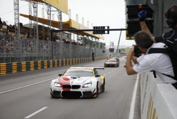 Augusto Farfus, BMW Team Schnitzer and the BMW M6 GT3 triumph at the FIA GT World Cup in Macau
