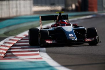 GP3 – Niko Kari tops Day 1 in Abu Dhabi