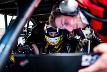 Young guns thrill in the DTM Young Driver Test