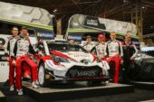 Toyota Gazoo Racing World Rally Team launches 2019 challenge at the Autosport International show