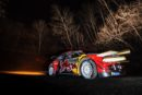 WRC – Ogier and Lappi well placed