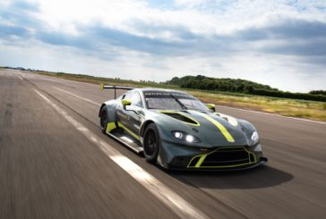 Garage 59 joins mid-season with Aston Martin as Total 24 Hours of Spa entries open