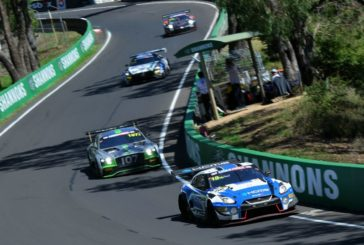 KCMG score Intercontinental GT Challenge points after strong Bathurst 12 Hour debut