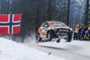 FIA Junior WRC – Dennis Rådström lead after section 3