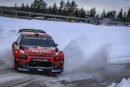 WRC – Citroën secure second consecutive podium as Lappi-Ferm finish as runners-up !