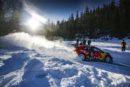 WRC – The C3 WRCs head for Winter Wonderland !