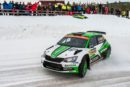 WRC – Škoda Motorsport's Kalle Rovanperä finishes second in WRC 2 Pro