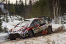 WRC –  Tänak takes control for Toyota Gazoo Racing