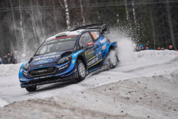 WRC – Teemu misses out on the top spot