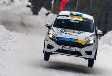 Kristensson wins on Junior WRC debut