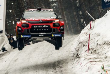 WRC – Lappi-Ferm joint second in their C3 WRC !