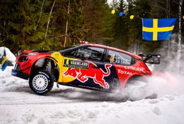 WRC – Citroën Total WRT hit by bad luck