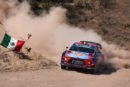 WRC – Difficult day for Hyundai Motorsport on the first complete day of action at Rally México