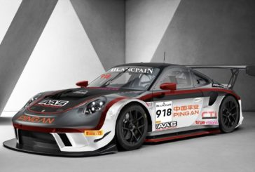 Blancpain GT World Challenge Asia – Absolute Racing adds Panther/AAS Motorsport Porsche 911 GT3 R to 2019 entry