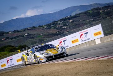 Intercontinental GT Challenge – Ferrari and HubAuto Corsa claim California 8 Hours victory