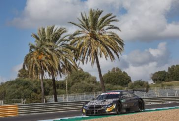BMW M Motorsport continues pre-season preparations with the new turbocharged BMW M4 DTM in Spain