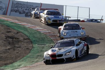 BMW Team Schnitzer and Walkenhorst Motorsport finish in fifth and eighth places in Laguna Seca