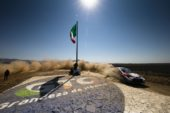 WRC – Tänak fighting for second into Mexican finale