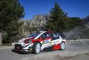 WRC – Toyota Gazoo Racing in a tough fight at the top in Corsica