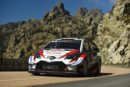 WRC – Toyota Yaris WRC first and second on the Calvi Power Stage