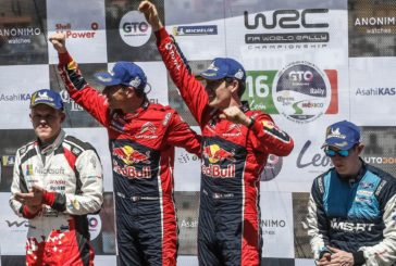 WRC – Citroën secures its second win of the season with Ogier-Ingrassia !
