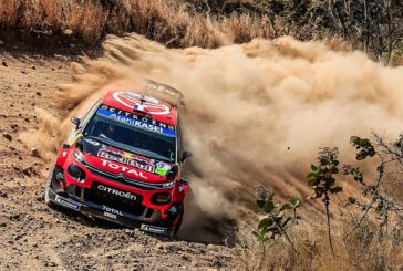 WRC – The C3 WRC leads the wy with Ogier-Ingrassia !