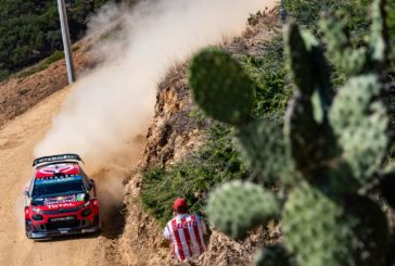 WRC – Ogier-Ingrassia's Citroën stretches lead