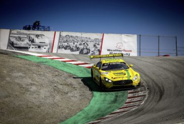 Intercontinental GT Challenge: Podium success at the California 8 Hours gives Mercedes-AMG a double lead in the IGTC
