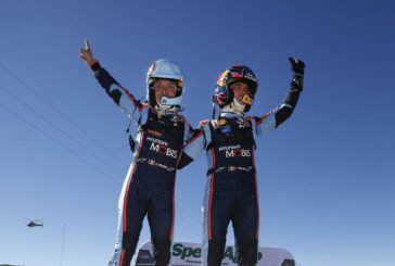 WRC – Thierry Neuville achieved the team's target of back-to-back wins