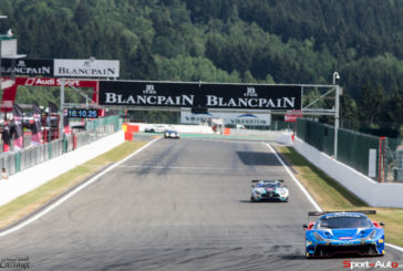 Leading GT brands lay foundations for Total 24 Hours of Spa assault