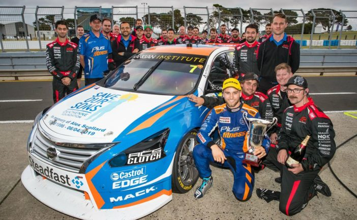 Supercars – Podium for Andre Heimgartner and Kelly Racing at Phillip Island