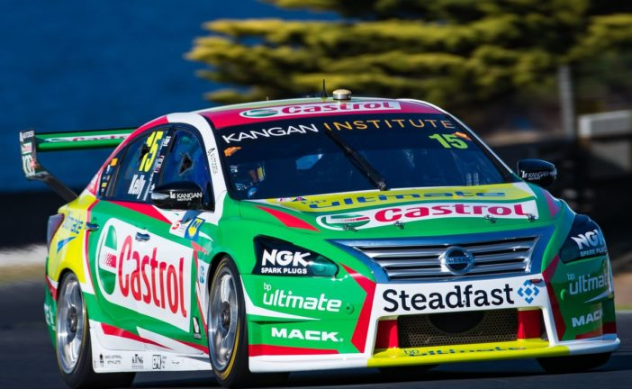 Supercars – Rick Kelly holds on for strong eighth at Phillip Island