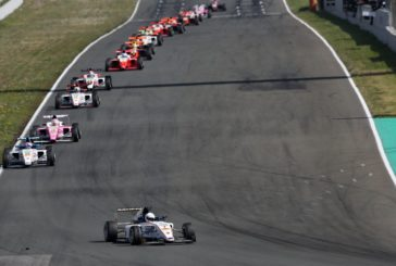 ADAC Formula 4 – Krütten and Stanek win the two Sunday races at Oschersleben
