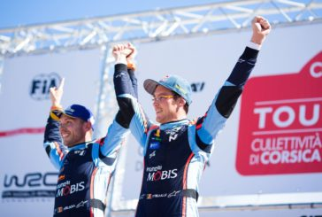 WRC – Thierry Neuville and Hyundai Motorsport has taken a last-gasp victory in Tour de Corse