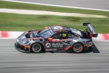 Blancpain GT WC Asia – King of Malaysia witnesses Absolute's Sathienthirakul and Hamprecht win Race 2 at Sepang