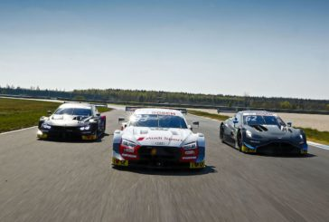 All systems go: DTM concludes final pre-season test at Lausitzring