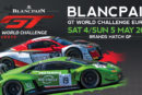 Blancpain GT World Challenge Europe reveals 26-car field for Brands Hatch season-opener