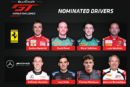 Ferrari and Mercedes-AMG reveal driver nominations for maiden Blancpain GT World Challenge Europe campaign
