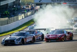 24h Series European Championship action continues with 12h Spa