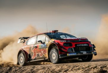 The C3 WRC return to Latin America