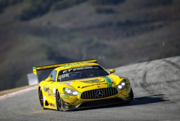 Podium success and Top Ten placings in the California 8 Hours of Laguna Seca