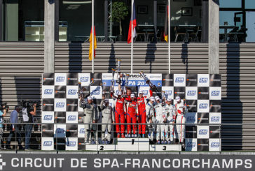 12h Spa goes down to the wire for Bohemia Energy racing with Scuderia Praha