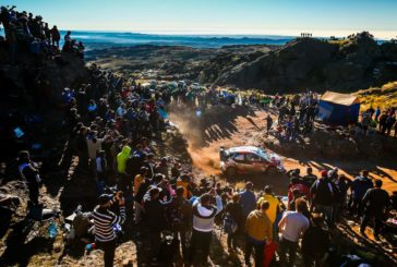 WRC –  Toyota Yaris WRC climbs the leaderboard in the Argentine mountains