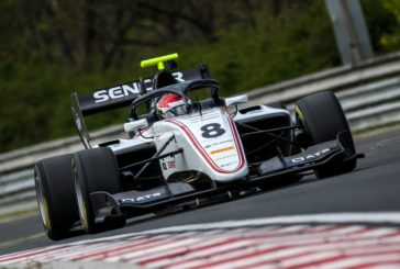 Fabio Scherer brings his F3 testing to a positive conclusion
