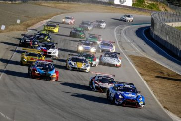 KCMG's strong pace unrewarded in California 8 Hours after leading early on
