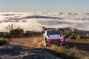 Hyundai Motorsport completed the penultimate day of Rally Argentina with a 1-2 on the overall classification